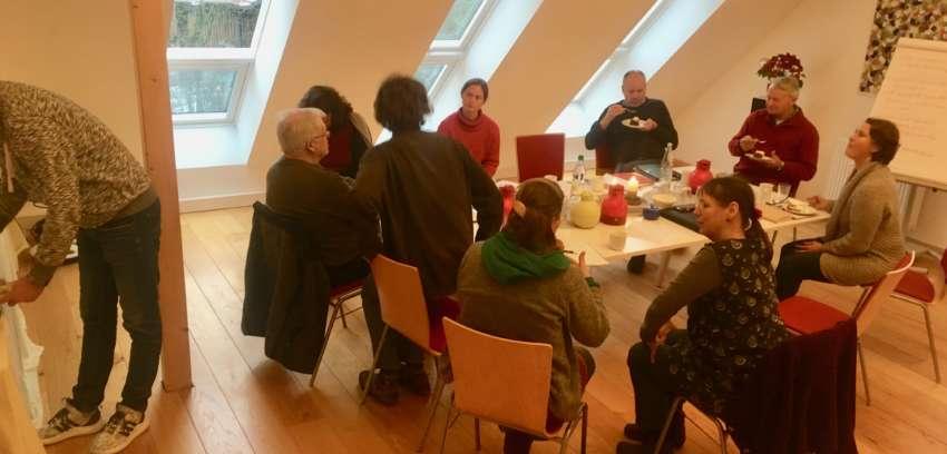 Fachtag mit Partnerhöfen am 21.Januar 2019 in Horstedt