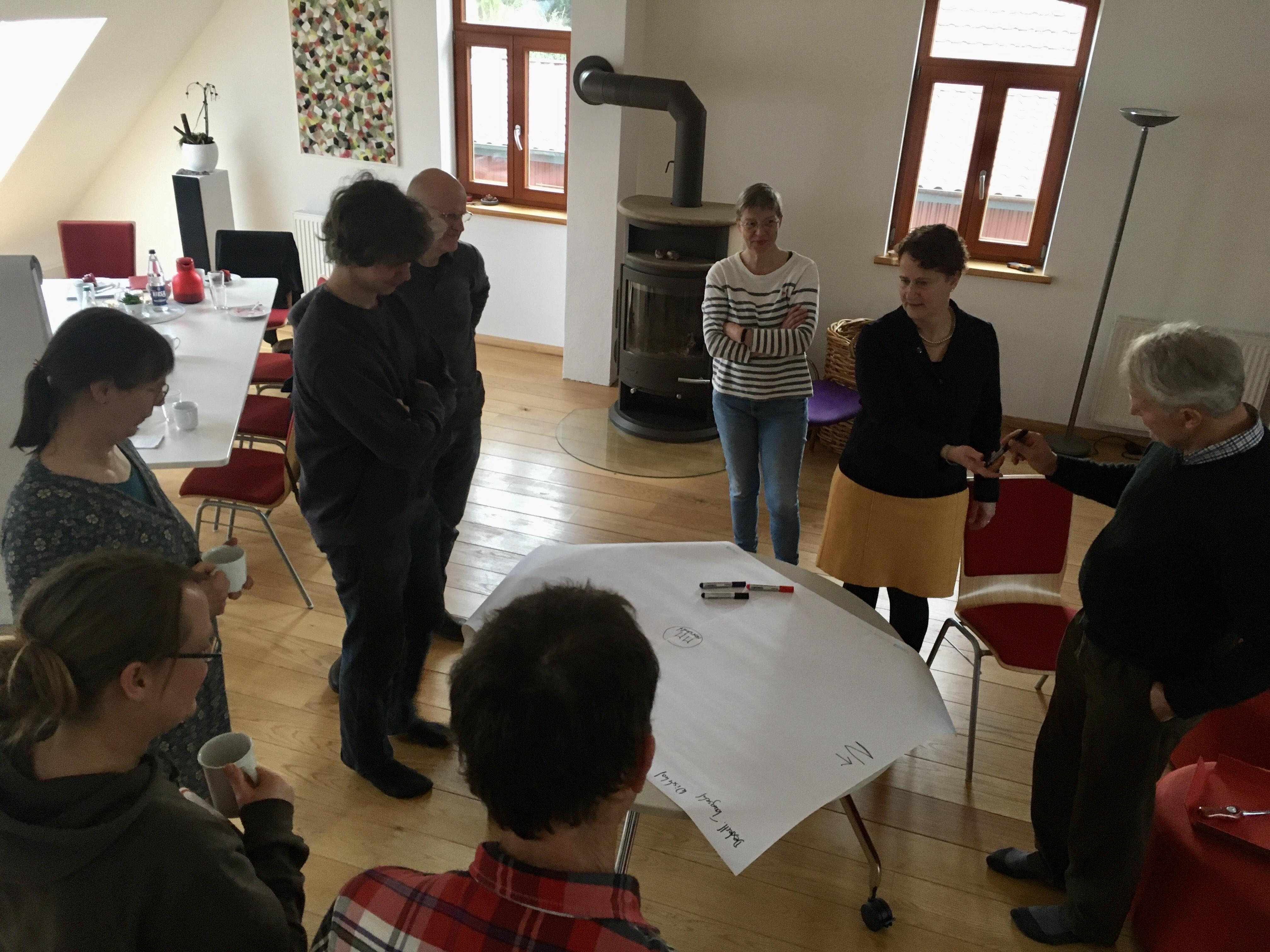 Netzwerk Maßstab Mensch:   Fachtag mit Partnerhöfen am 29.Februar 2020